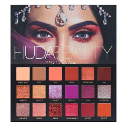 palette maquillage huda beauty