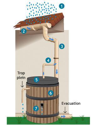 recuperation eau de pluie