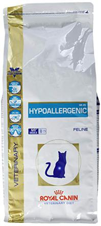 royal canin hypoallergenic chat