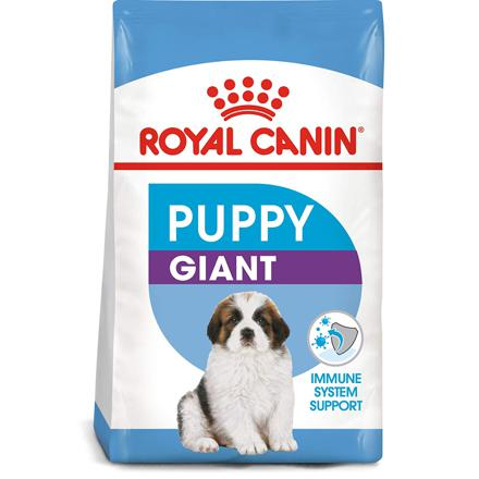 royal canin puppy giant