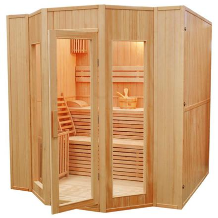 sauna traditionnel