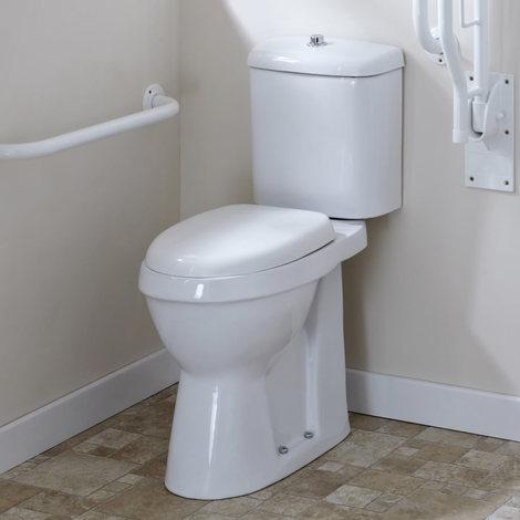 toilette handicapé