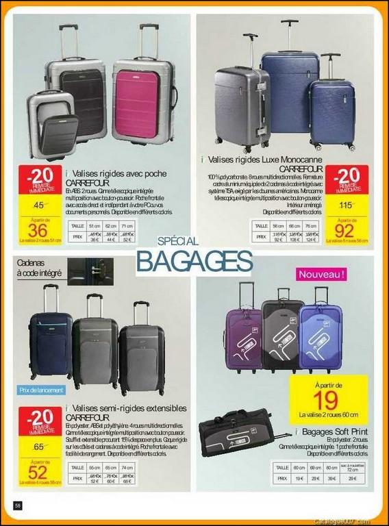valise 55x40x20 leclerc