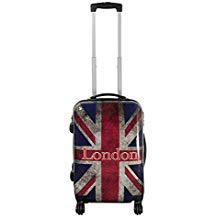 valise drapeau anglais