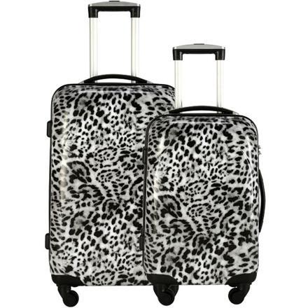 valise leopard