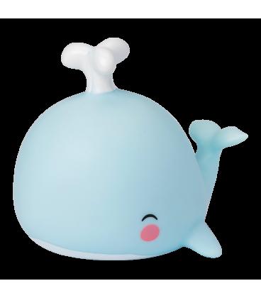 veilleuse baleine