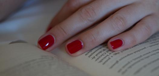 vernis rouge