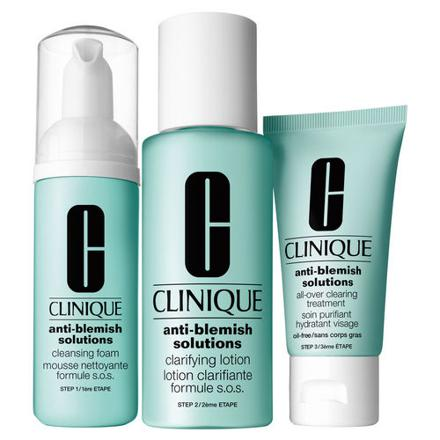 clinique basic 3 temps