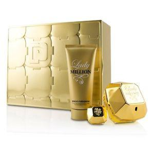 coffret paco rabanne lady million