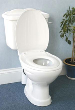 de toilette