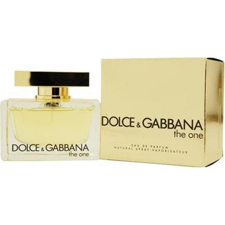 dolce et gabbana the one femme