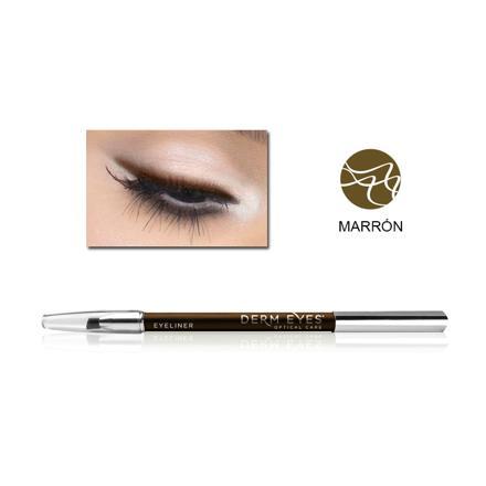 eyeliner marron