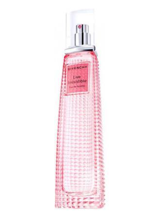 live irresistible eau de parfum