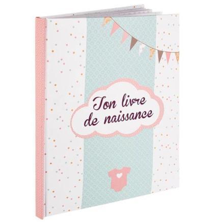 livre de naissance fille