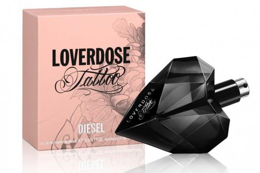 loverdose tattoo de diesel