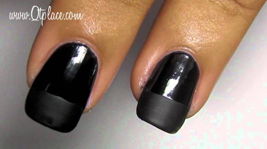 mattifying top coat