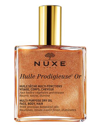 nuxe huile prodigieuse or