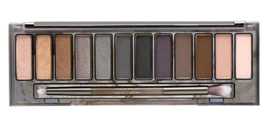 palette naked smoky
