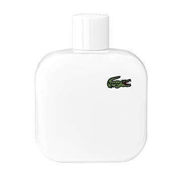 parfum lacoste homme blanc
