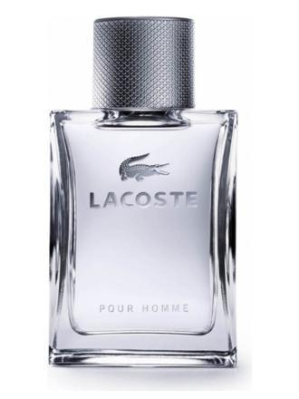 parfum lacoste pour homme