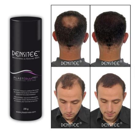 poudre pour cheveux homme