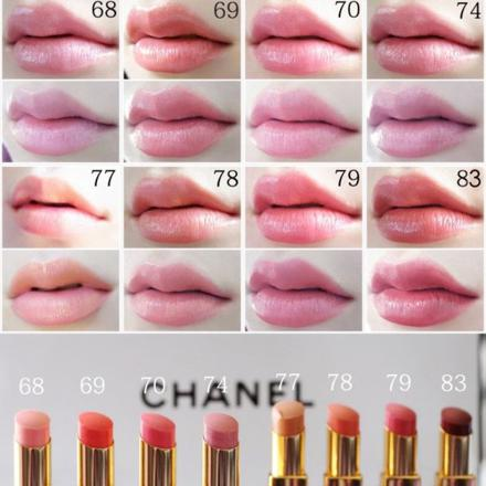 rouge coco shine chanel
