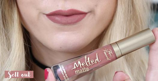 too faced sell out