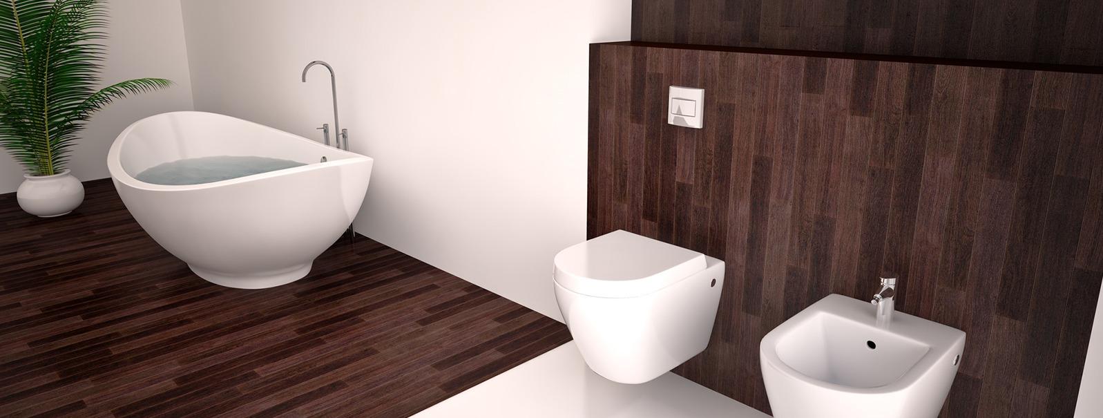 parquet flottant salle de bain