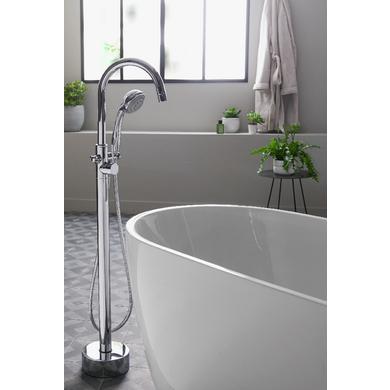 robinet baignoire ilot