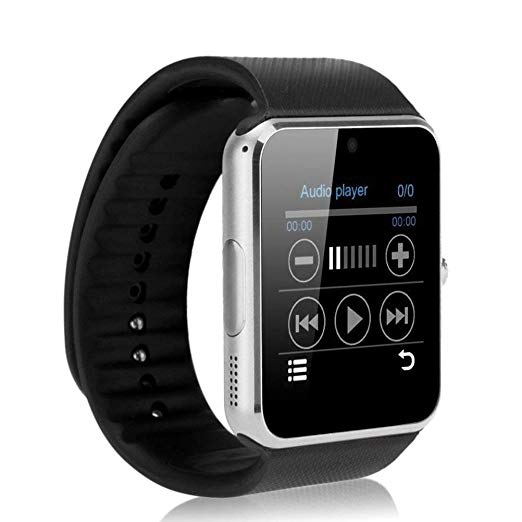 montre connectée compatible iphone