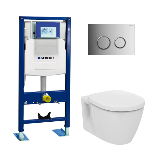 pack geberit wc suspendu