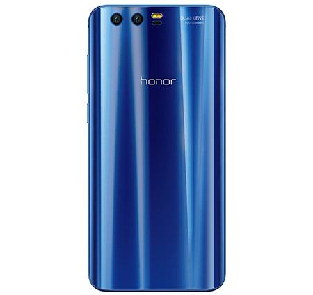 honor 9 bleu