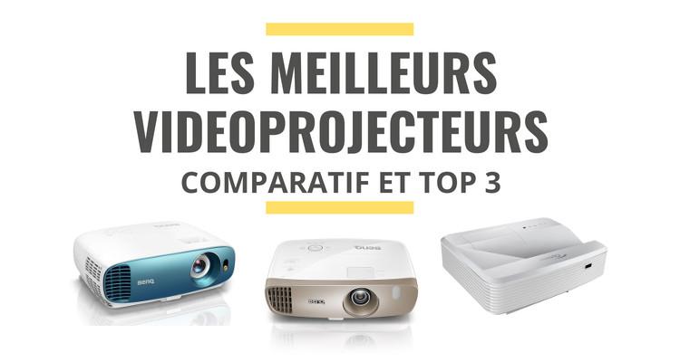 vidéoprojecteur comparatif